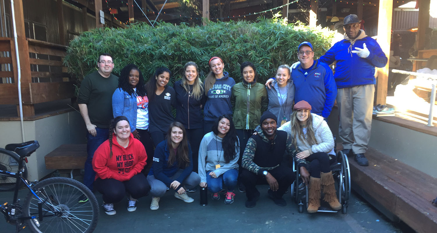 College of Law annual service immersion trip to New Orleans