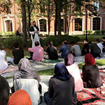 As Muslim student group marks silver anniversary, DePaul celebrates Muslim life on campus