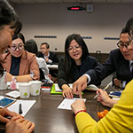 College of Education extends expertise to teachers from China