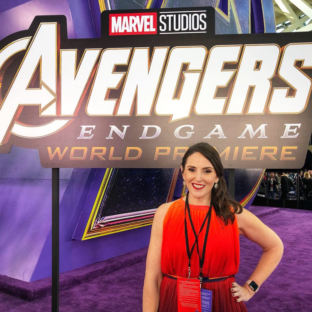 Alexis Auditore has served as director and manager of physical production for a number of Marvel films.