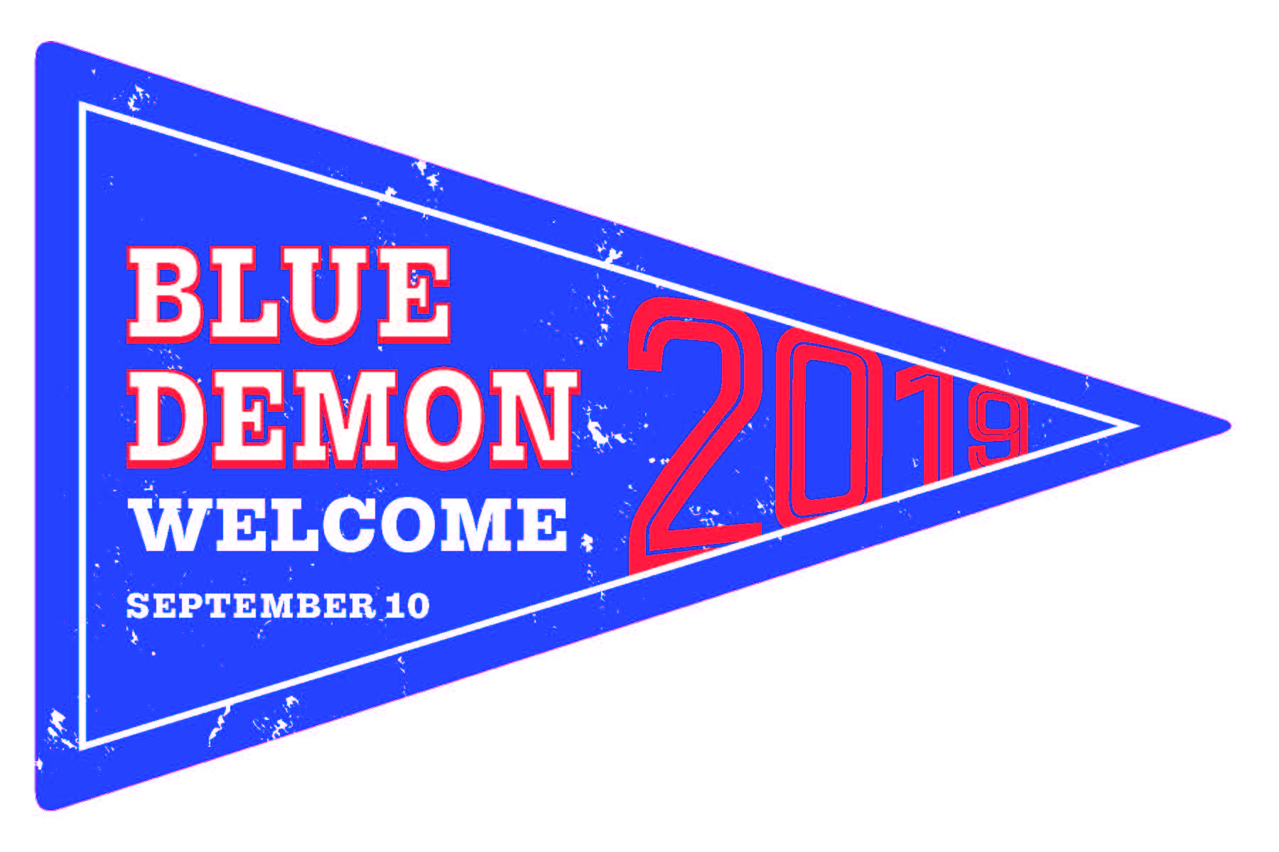 Blue Demon Welcome 2019