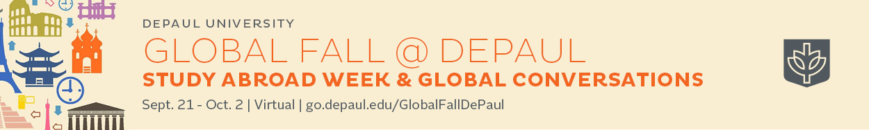 Global Fall @ DePaul