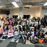 Digital Youth Divas launches girls on a collaborative STEM journey