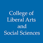 Tenured and promoted faculty: College of Liberal Arts and Social Sciences 2019-20