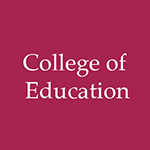 Tenured and promoted faculty: College of Education 2019-20