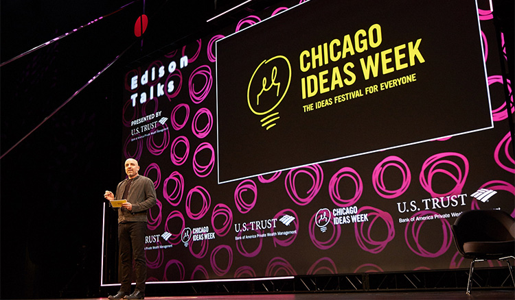 Chicago Ideas Week photo