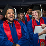 Pick up regalia, tickets and more at commencement kick off event