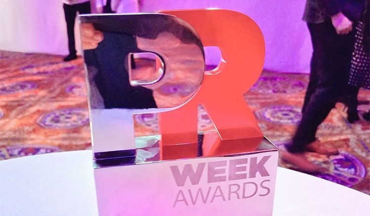 PRweek award