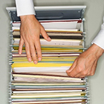 Fun Files Days help employees get organized