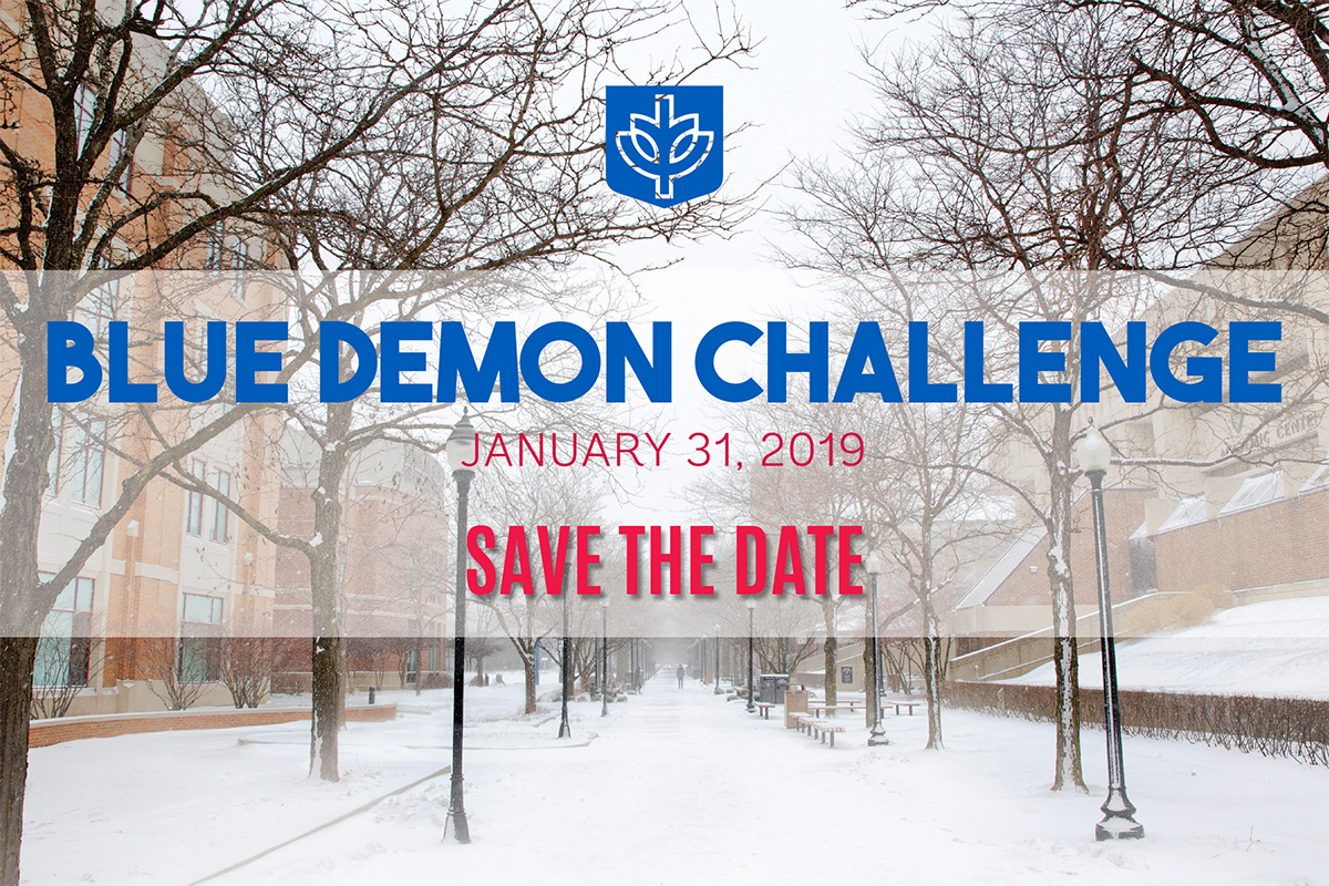 Blue Demon Challenge 2019