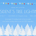 University to host inaugural DePaul Tree Lighting Ceremony