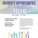 Students: Attend the 2019 Diversity Opportunities Networking Fair