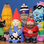 Register for the second annual Gnome Hunt