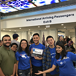 Volunteers needed for Airport Welcome Program
