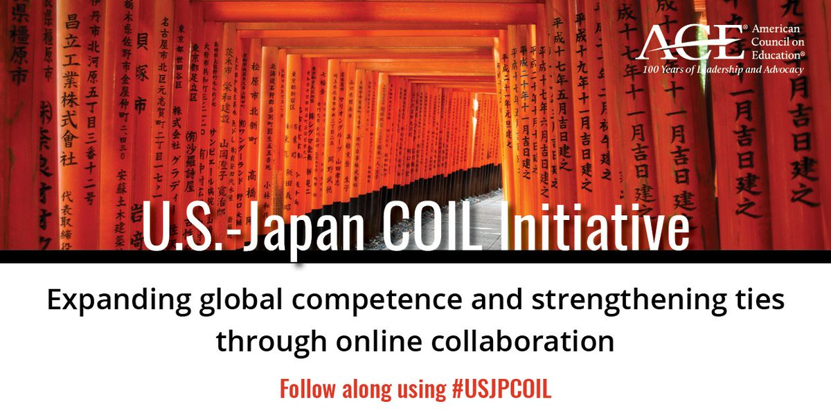 DePaul has been named one of six U.S. colleges and universities chosen by the American Council on Education to be a part of the U.S.-Japan COIL Initiative.