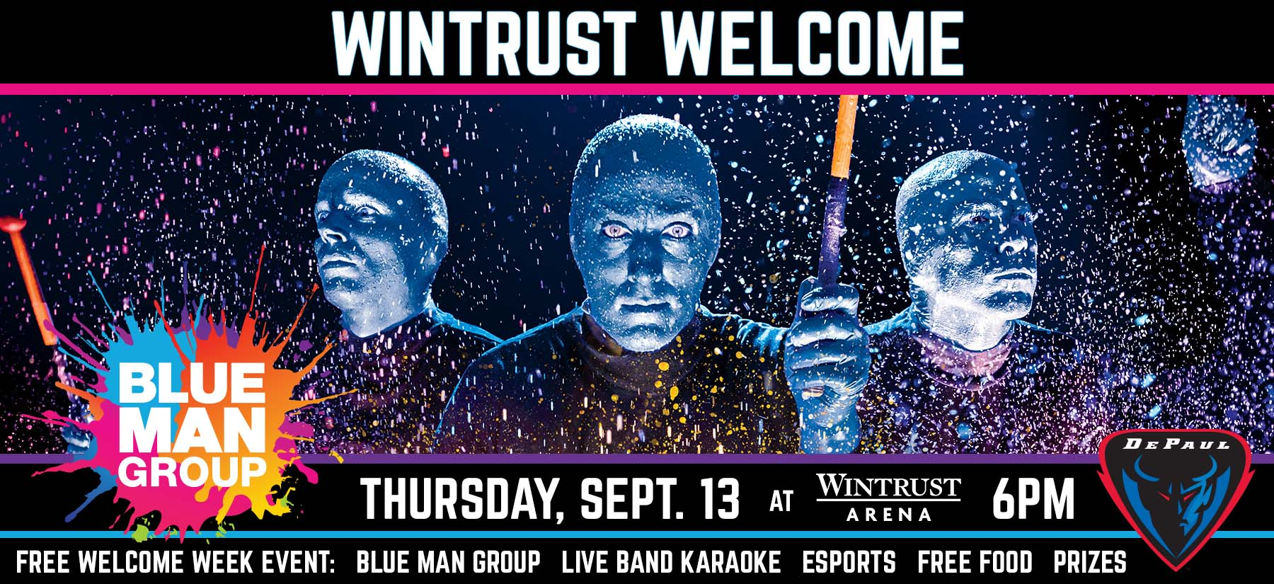 Wintrust welcome