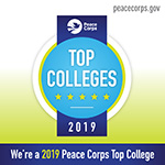DePaul is among Peace Corps' 2019 top volunteer-producing schools