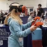 DePaul earns high scores in game design rankings