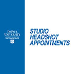 Faculty and staff: Monthly headshot appointments now available