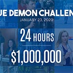 Blue Demon Challenge is Jan. 23