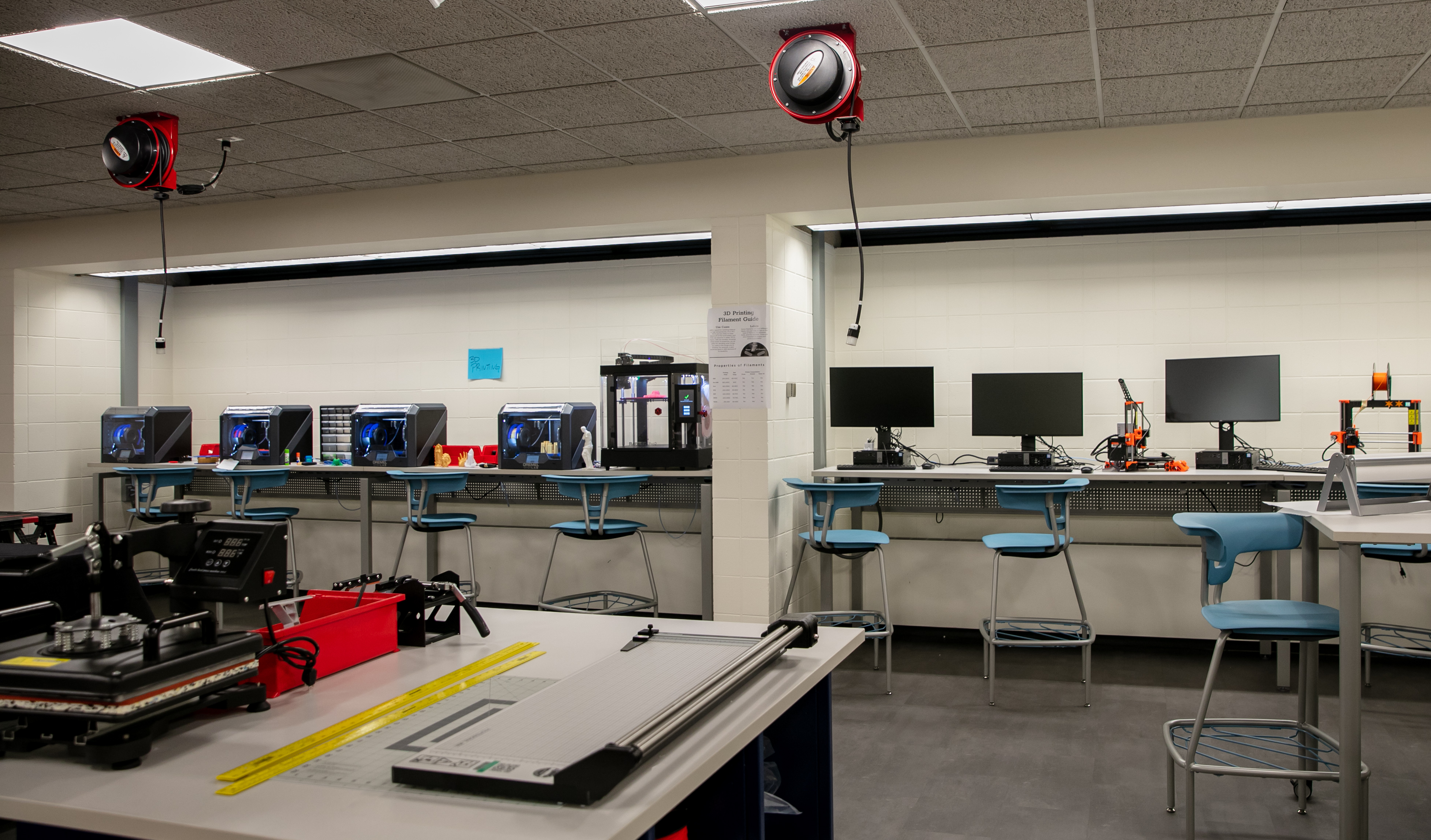 Makerspace lab