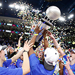 Women's hoops selection show party Monday, March 18