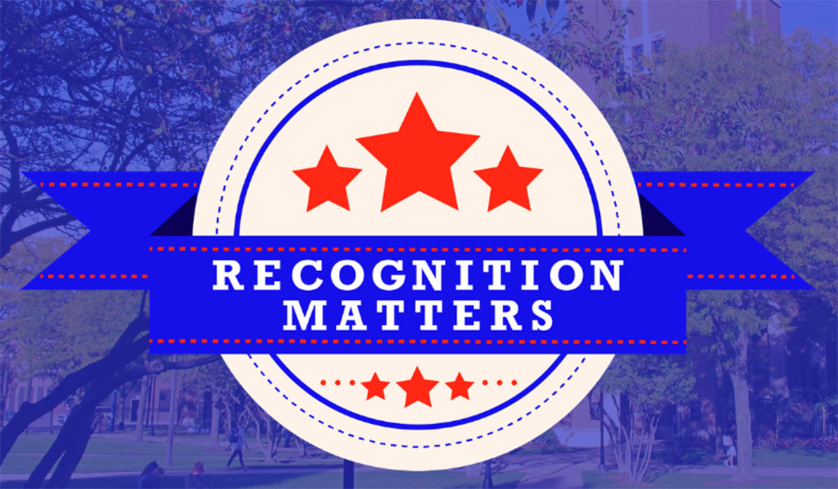 Recognition Matters logo