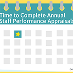 Annual Performance Appraisals for FY19-20: Open June 1, due Sept. 1