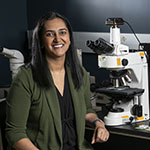 Bala Chaudhary receives NSF CAREER grant to study dispersal of mycorrhizal fungi