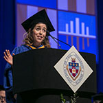 Commencement update: Apply to become a student speaker and more news