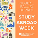 Global Engagement to host study abroad sessions