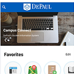 Say hello to the new iDePaul app