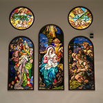 Journey of the Magi: DePaul's Traveling Stained Glass Windows