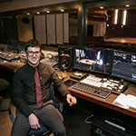 Michael Sportiello: Leading behind the scenes at the School of Music