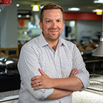 Meet Mark Little: Keeping campus dining up to date
