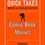Associate professor explores comic book movies in upcoming book