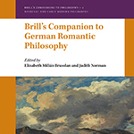 Faculty edits collection examining German romantic philosophy
