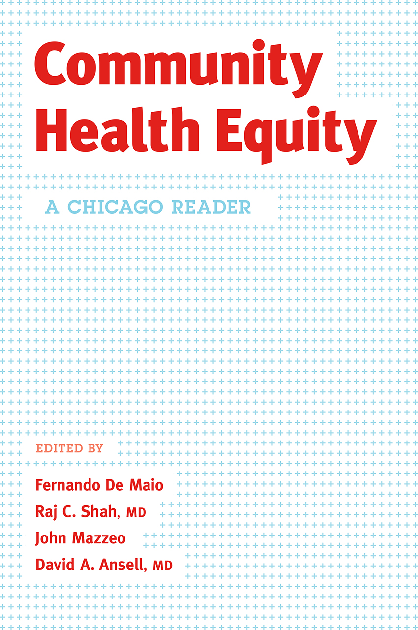 Community Health Equity cover