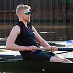 Meet Robert Riekhof: Member of the USA world rowing university team