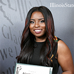 Meet Brittany Alston: Striving for greatness through public administration