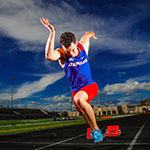 Meet Kyle Decker: Track athlete and future doctor