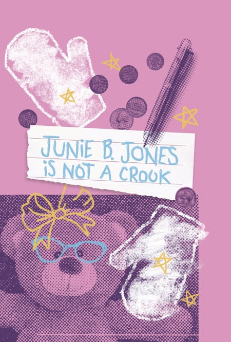Illustration for Junie B. Jones Is Not A Crook