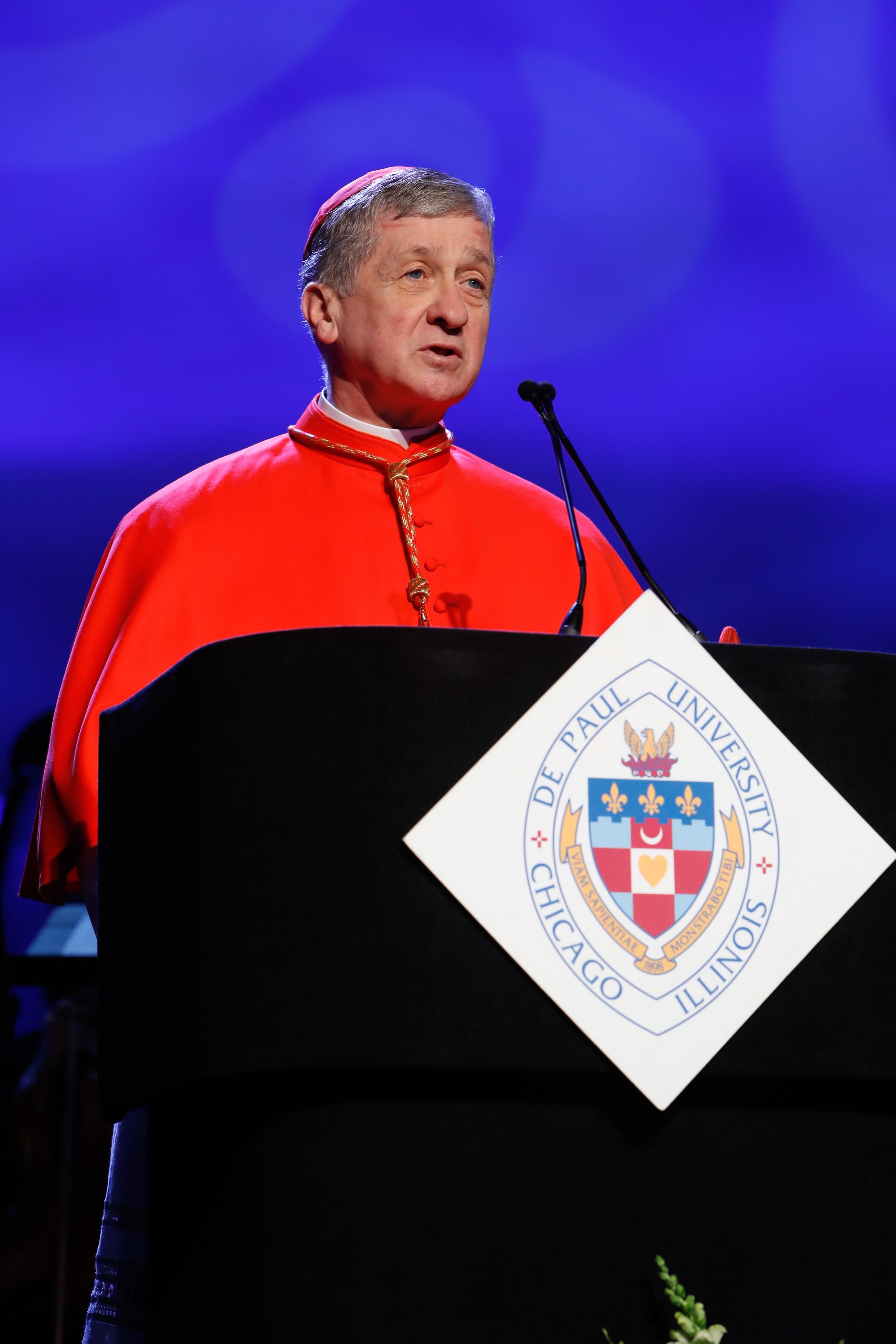 Cardinal Blase Cupich, archbishop of Chicago