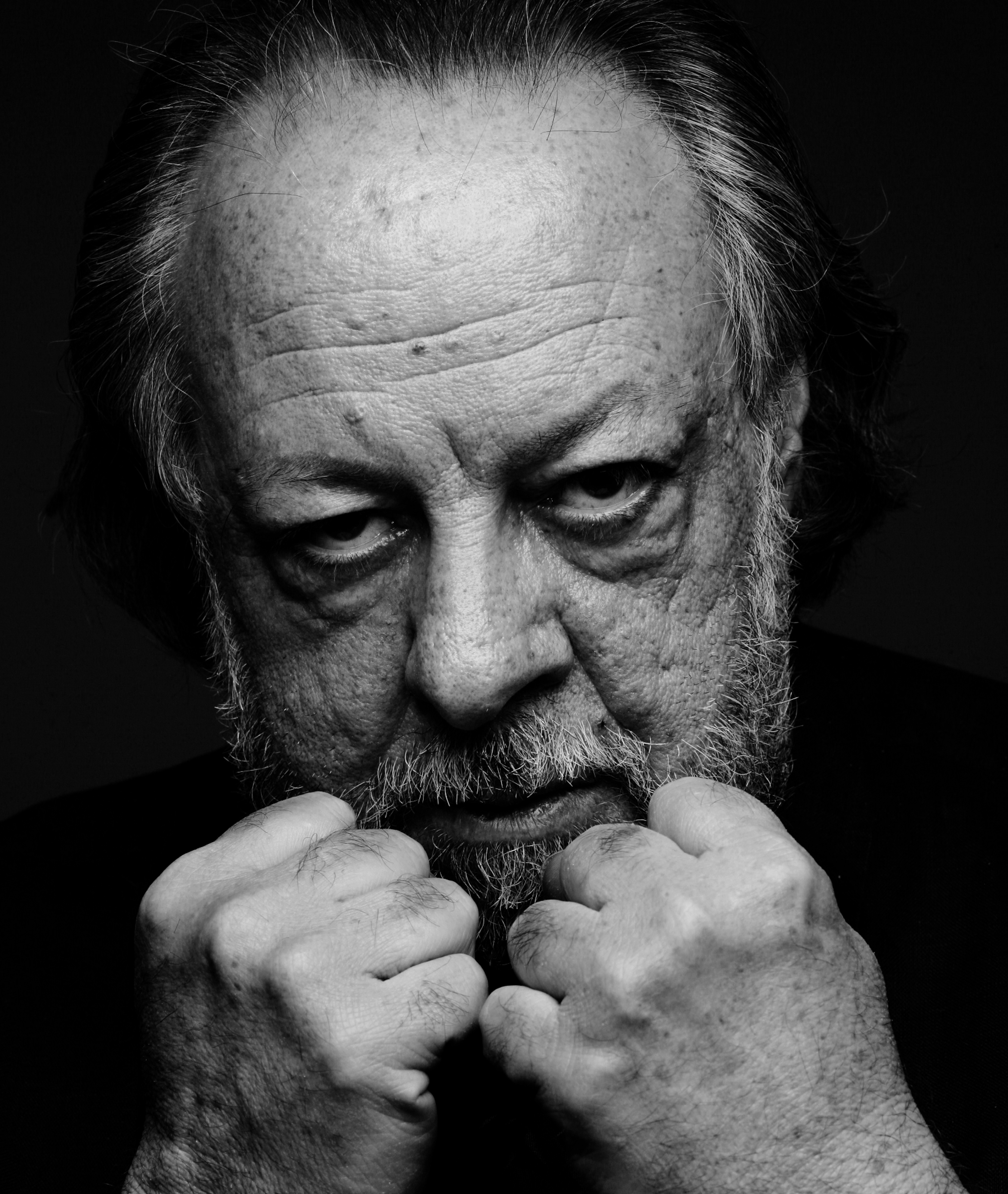 Potrait of Ricky Jay