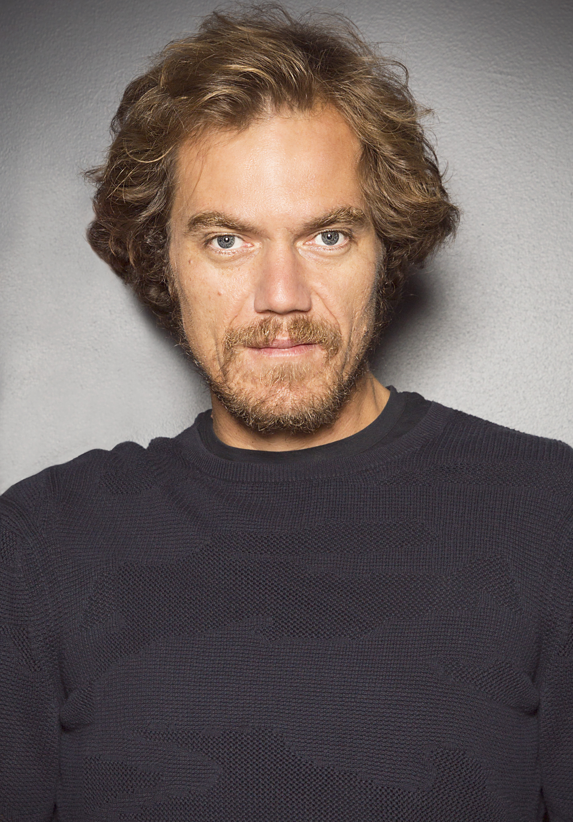 Portrait of actor Michael Shannon