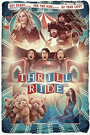Thrill Ride DVD cover