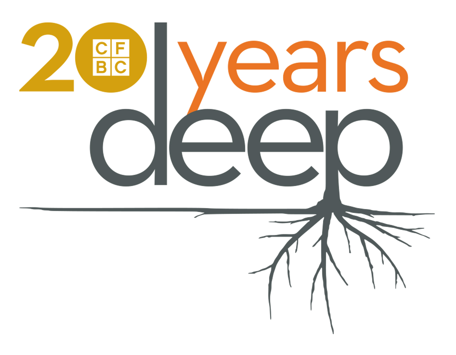 Chicago Family Business Council 20 Years Deep Logo