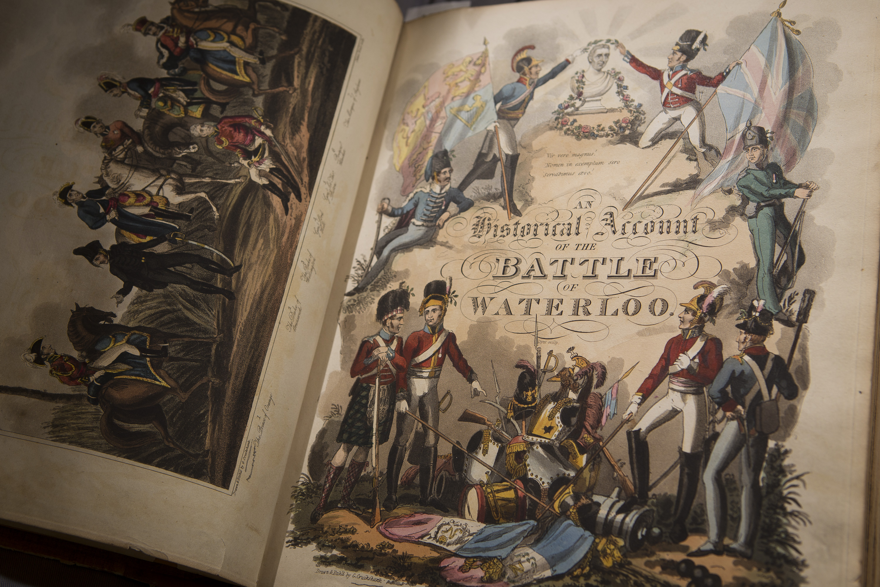 """An Historical Account of the Battle of Waterloo"""