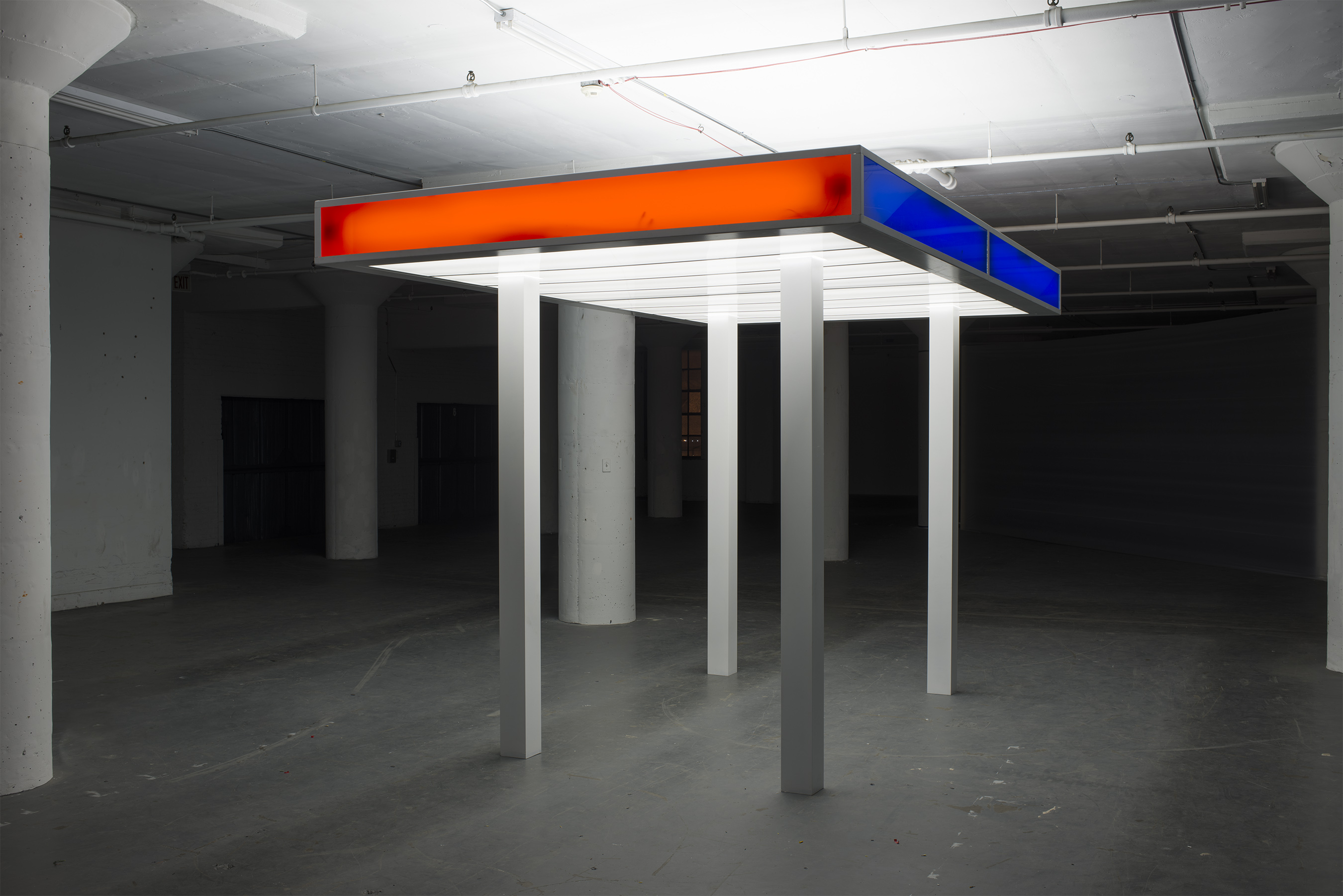 Lighted Shelter