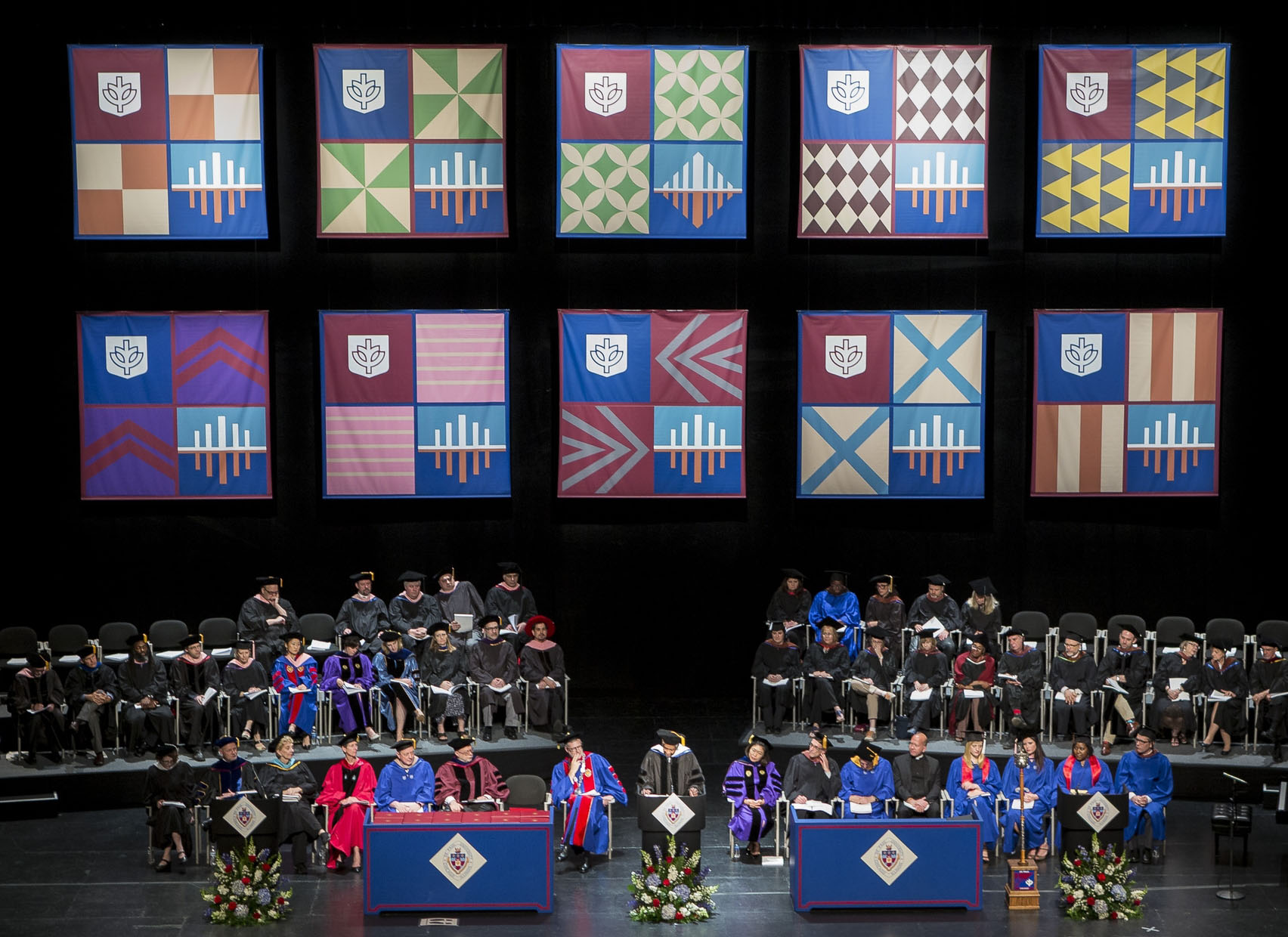 DePaul Theatre School and School of Music Commencement Ceremony 2015